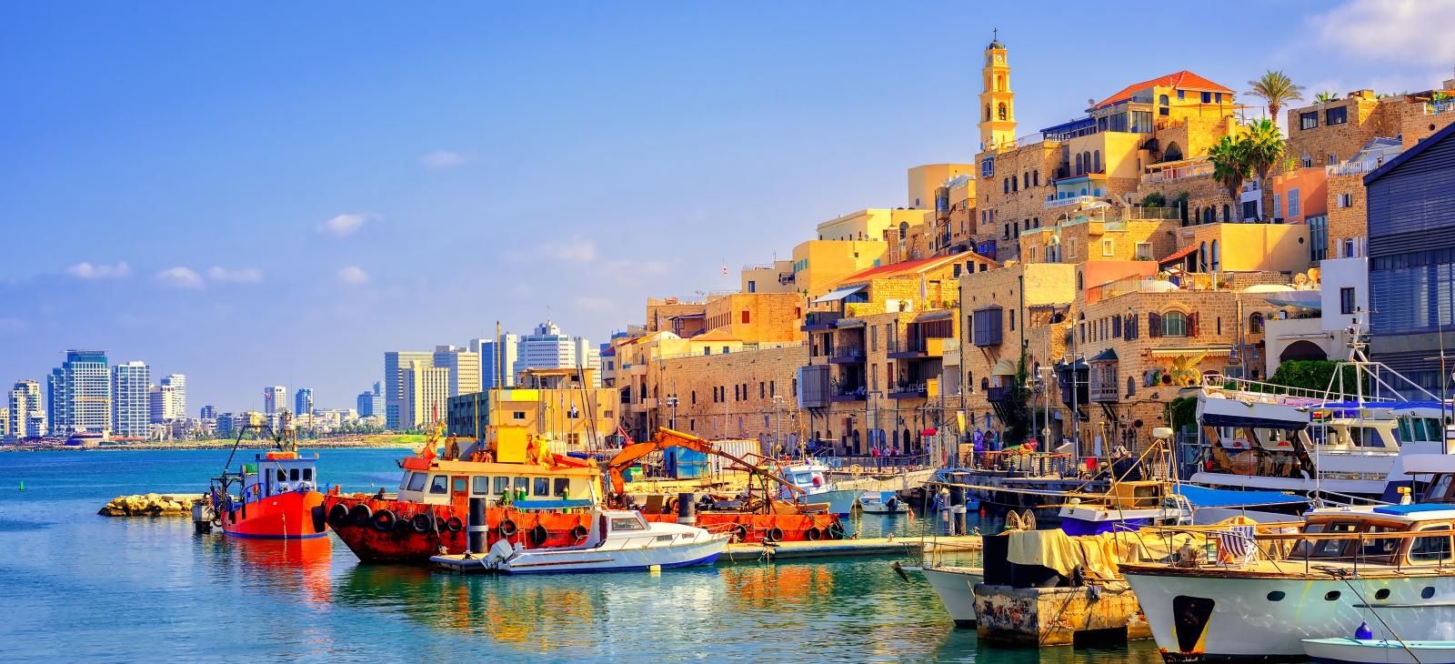 Gửi hàng đi Israel
