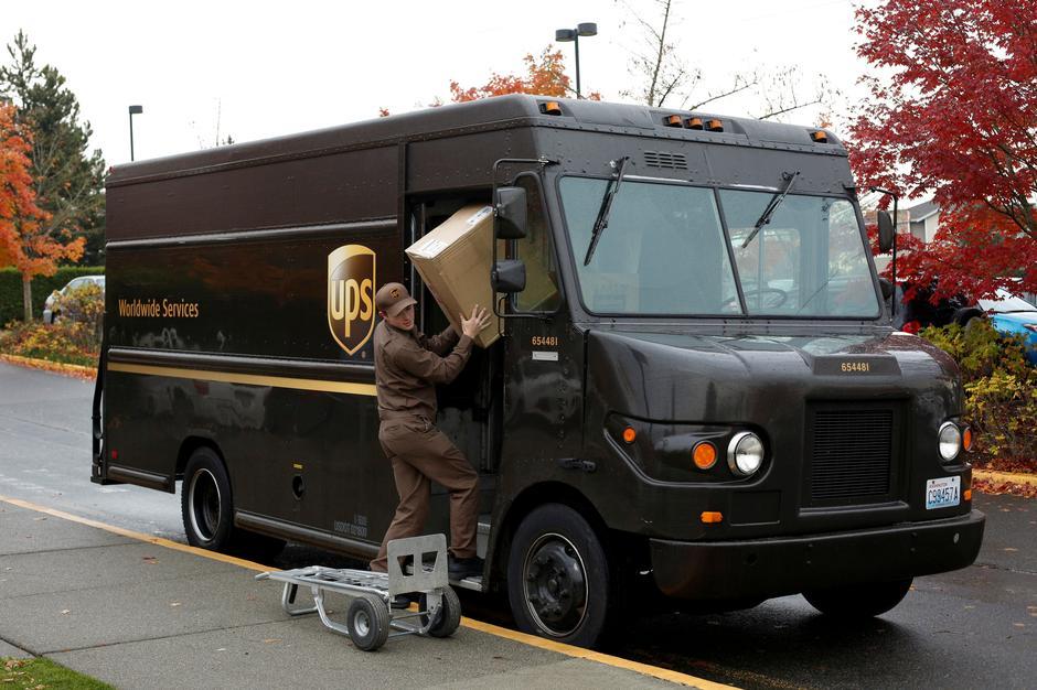 Chuyển phát nhanh quốc tế UPS