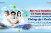 Fadoexpress phối hợp Ratraco Solutions chung tay đẩy lùi dịch Covid-19