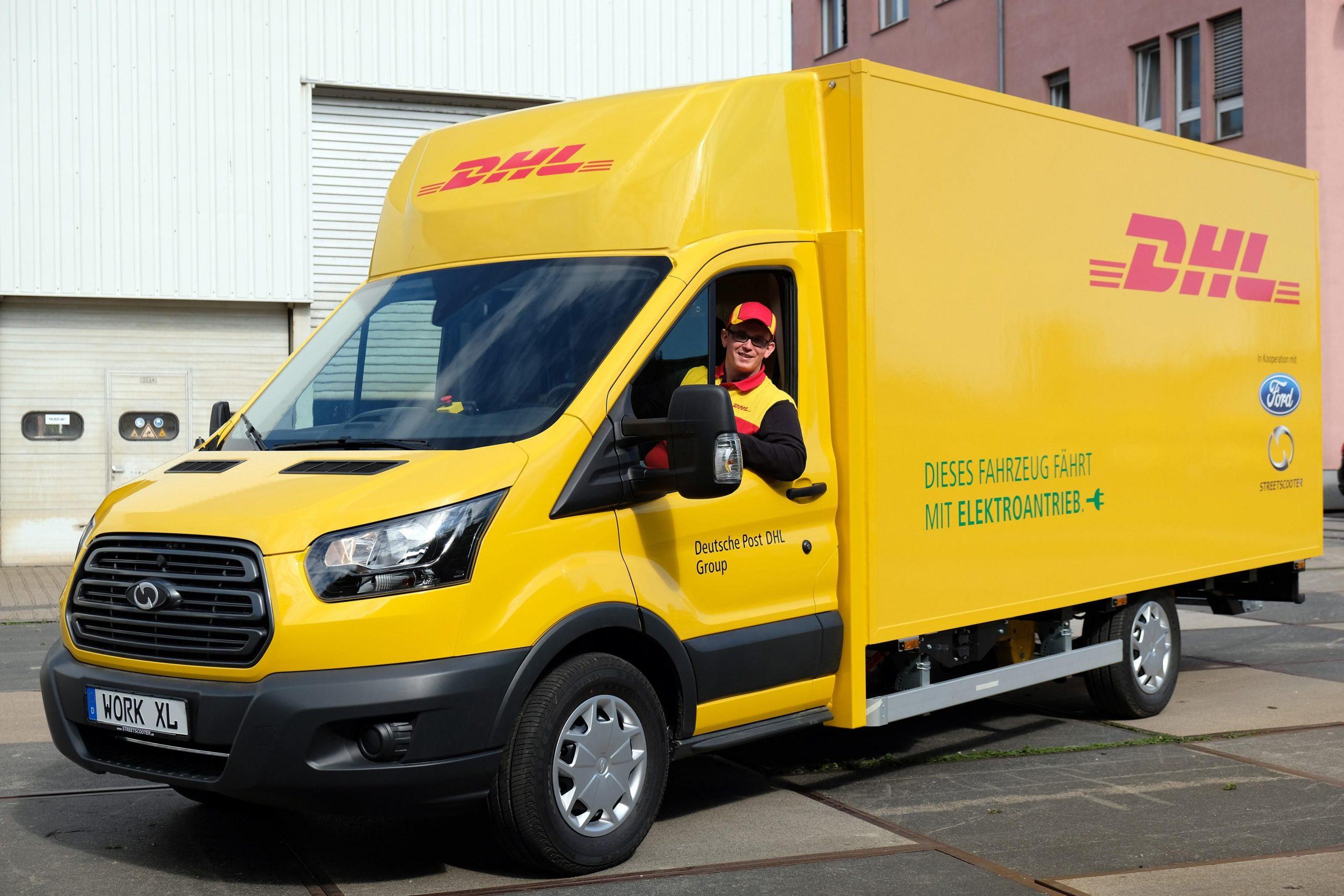 chuyển phát nhanh DHL là gì?